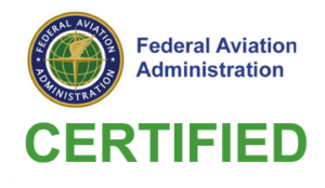FAA Certified for Aerial Photography